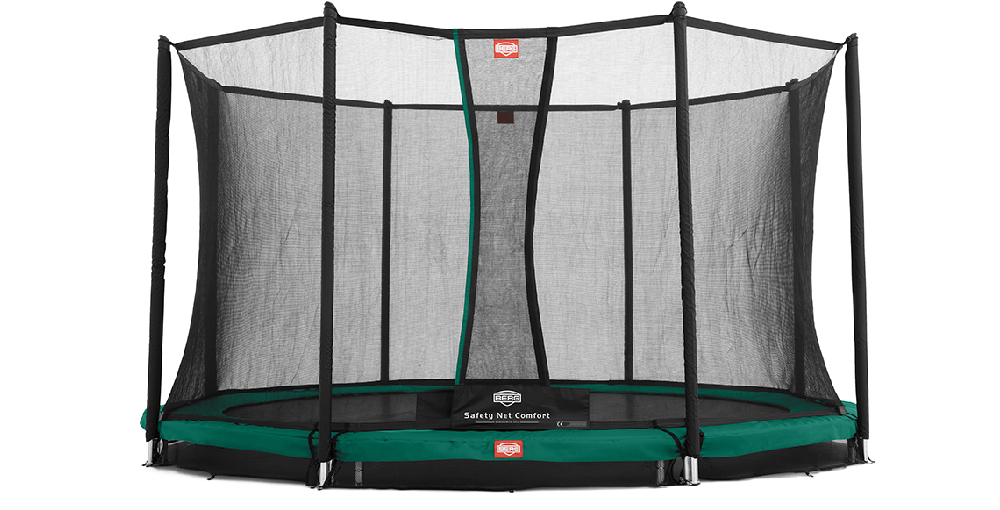 BERG INGROUND CHAMPION 380 + SAFETY NET COMFORT - GeDo